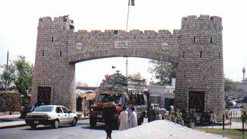KP stops ATT containers from entering Afghanistan