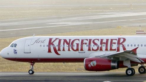 Kingfisher, AI accounts frozen over Rs 220cr service tax dues
