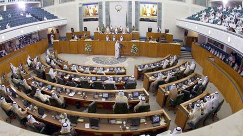 Kuwait emir dissolves parliament; new polls in 60 days