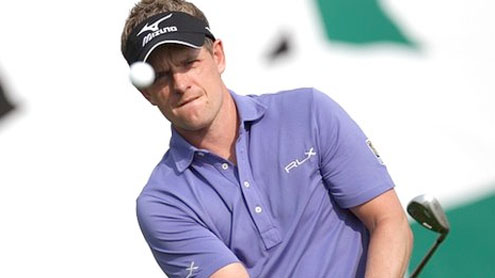 Luke Donald crowns year with PGA Tour player of the year award