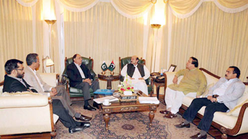 MQM floats new suggestions to 'lure' PPP on LG system