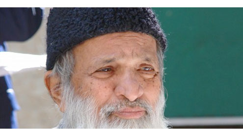Edhi nominated for International Peace Award 2011