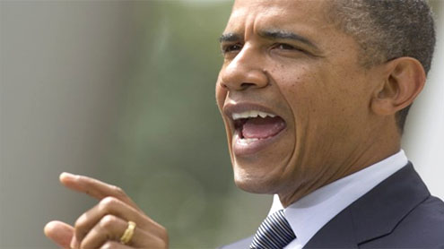 Obama in Kansas slams Republicans over inequality