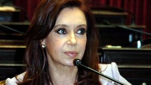 Argentina takes control of newsprint supplies