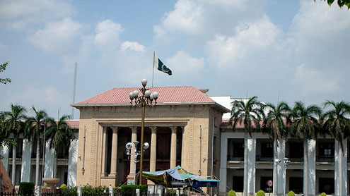'Parliamentary curfew' imposed in Punjab Assembly to maintain quorum