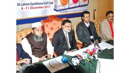 1ST QUAID-E-AZAM OPEN GOLF CHAMPIONSHIP