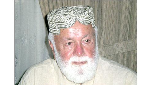 Sardar Ataullah Khan Mengal