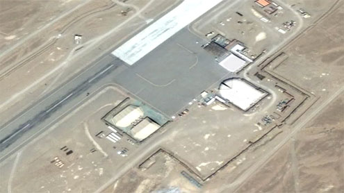 US vacates Shamsi airbase