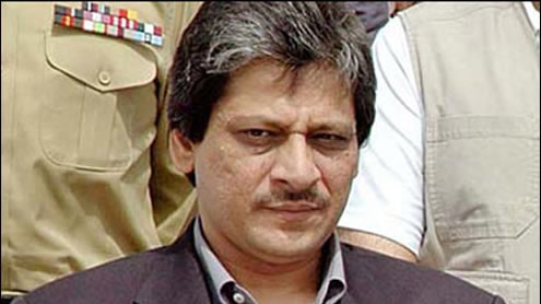 Sindh Governor Dr Ishratul Ibad Khan