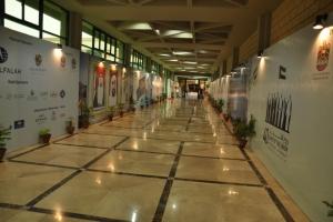 UAE Expo - At venue branding