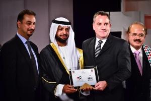 UAE Expo Closing - Award presentation