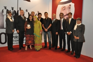 UAE Expo Closing - Strings with EY team