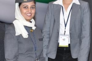 UAE Expo - EY staff