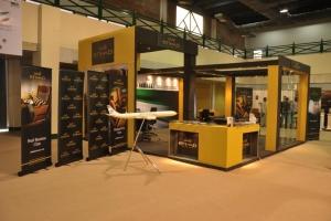 UAE Expo - Etihad stall