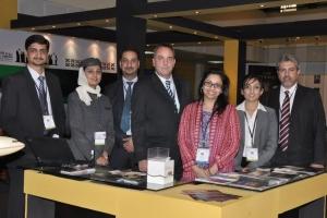 UAE Expo - Ey team with CM & RGM