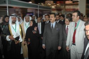 UAE Expo - VIP tour of exhibition
