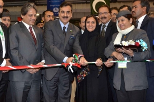 UAE Expo - inauguration with the PM