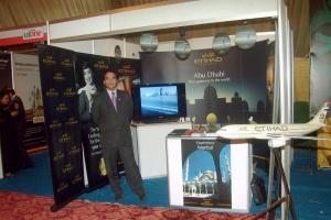 UAE National Day ISB - EY Stall
