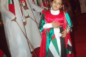 UAE National Day ISB - Traditional Dance
