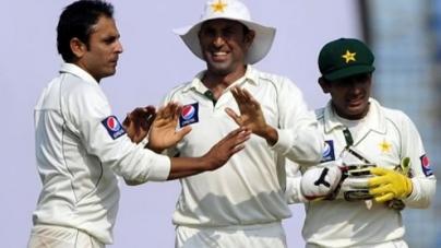 Pakistan crush B'desh