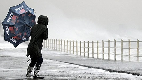 Severe weather warnings issued for UK