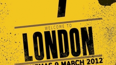 """""""7 Welcome to London"""""""