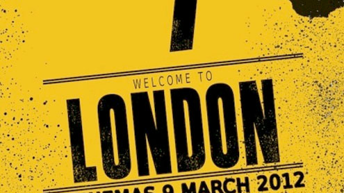 """7 Welcome to London"""