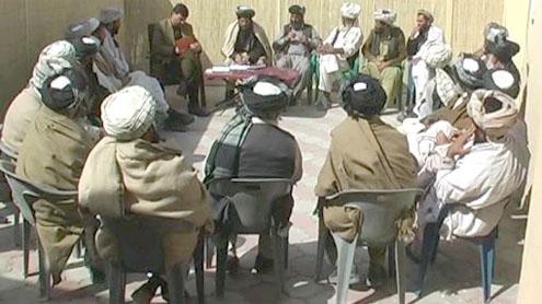 Jirga formed to resolve land dispute in SWA
