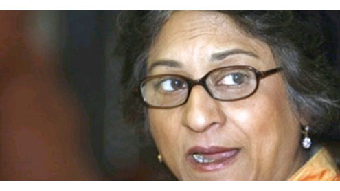 HC judges are not supposed to collect evidence: Asma