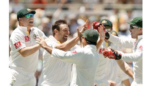 Australia routed India