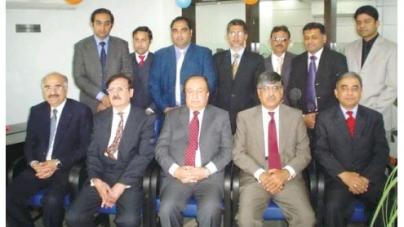 BOK Jhelum branch opens