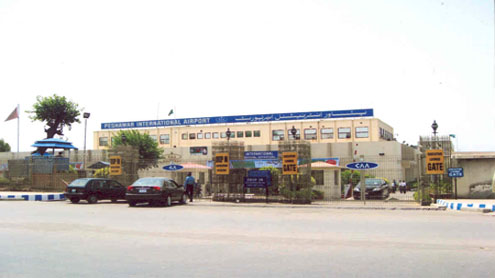 Bacha Khan International Airport