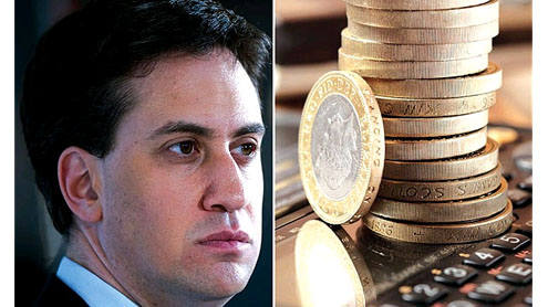 Ed Miliband goes to war on 'rip-off Britain'