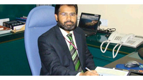 CEO of Pak-Qatar Takaful Pervaiz Ahmad