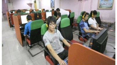 China's Internet population tops 500m
