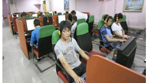China's Internet population tops 500m