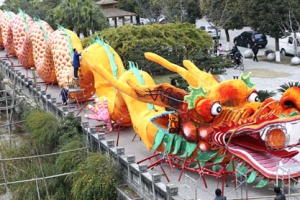 Chinese New Year in Wenzhou