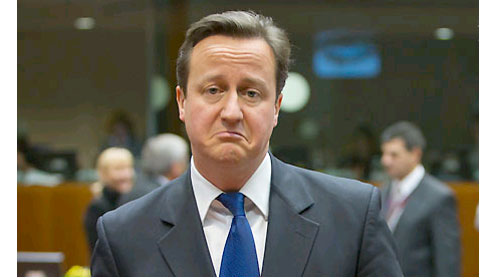 David Cameron faces clash with Conservative Eurosceptics