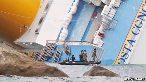 Fears grow for Concordia missing