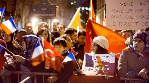 French nationals of Turkish origin