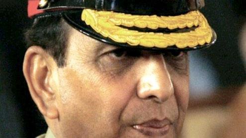 General Ashfaq Kayani