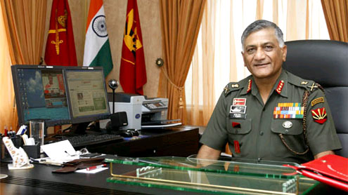 Nuclear weapons only for strategic deterrence: Army chief