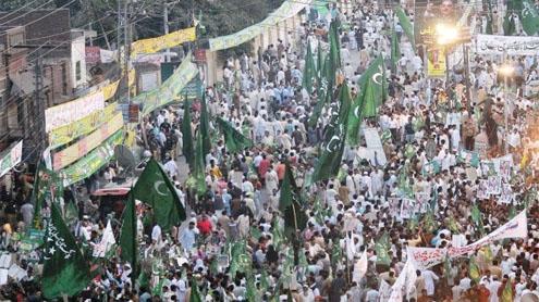 PML-N's Gujranwala rally