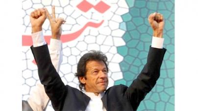 Imran Khan next PM: CNN