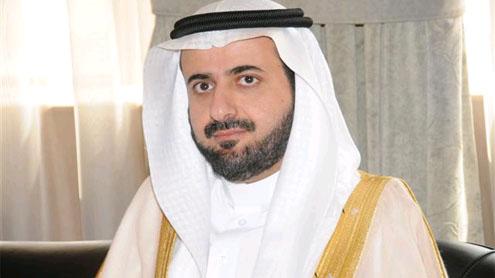 Industry Minister Tawfiq Al-Rabiah