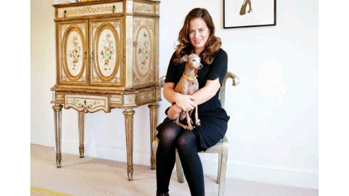World of: Jade Jagger, designer
