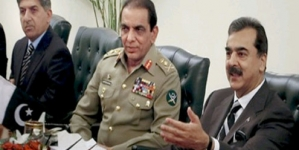 Kayani, Pasha meet PM as tensions ease with US