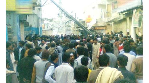 Khanpur blast