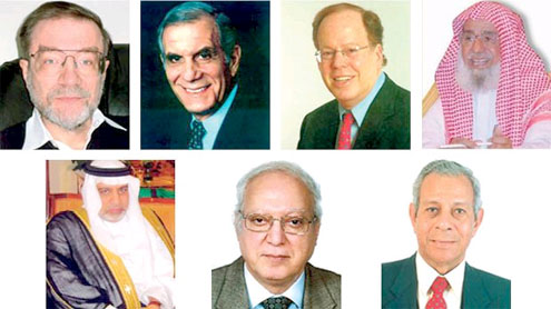 4 Arabs, 3 Americans named King Faisal Prize winners