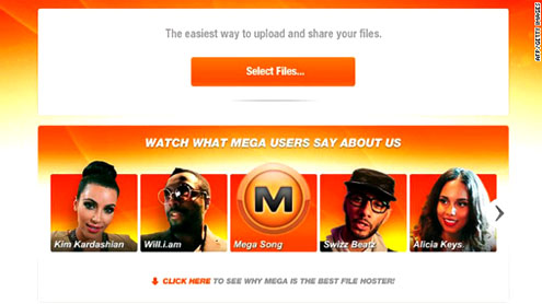 Feds: Megaupload files may be deleted this week